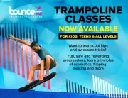 Trampoline Classes