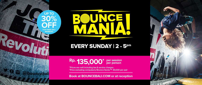 Bounce Mania Slide
